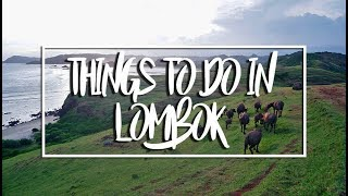 Download 10 Extraordinary Things to do in Lombok 2018 Video