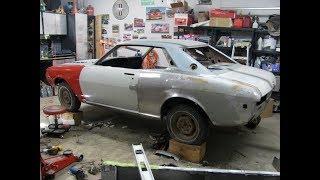 Download 1973 Celica Restoration (the $150 parts car) part 1 Video