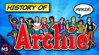 Download The Bizarre Origin & History of ARCHIE: From Comics to Riverdale Explained! || NerdSync Video