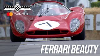 Download The world's most beautiful car? Ferrari P3/4 driven by Brian Redman at FOS Video