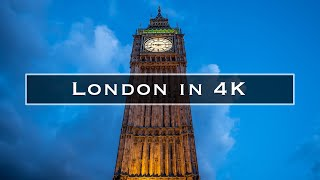 Download London in 4K Video