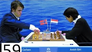 Download 16 year old beats Carlsen in 22 moves Video