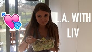 Download LA, SLEEPOVER W/ LIV, VIDCON PREP♡ | Mel Joy Vlogs Video