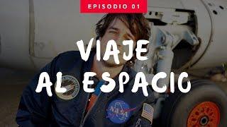 Download VIAJE AL ESPACIO - Primer Mochilero en salir del Planeta Video