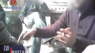Download რუსთავში ე.წ ქურდული სამყაროს წევრები დააკავეს | 3 arrested (hidden camera) Video
