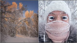 Download COLDEST Places on Earth People Actually Live Video