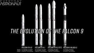 Download What is block 5 of Falcon 9? Why throw non block 5's away? Video