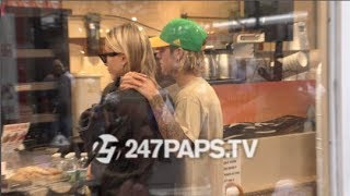 Download Justin Bieber and Hailey Baldwin Drive around NYC 081418 Video
