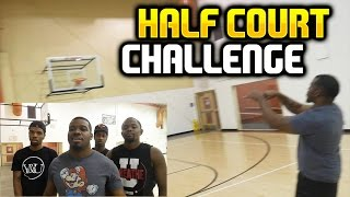 Download INSANE HALF COURT CHALLENGE W/ IMAV3RIQ, STAX and JUICE Video