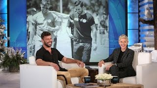 Download Ricky Martin Is Engaged! Video