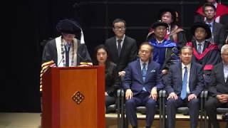 Download The Third Inauguration of Endowed Professorships Video