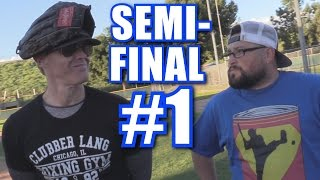Download PLAYOFFS BEGIN! | Offseason Softball League | Semi-Final #1 Video