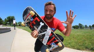 Download 5 Easy To Learn Skateboard Flatground Tricks Video