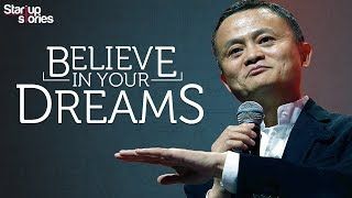 Download Jack Ma Motivational Video | Believe In Your Dreams | Inspirational Speech | Startup Stories Video