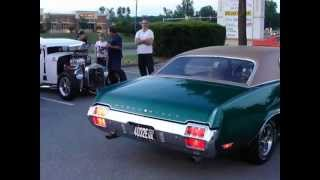 Download 72 OLDSMOBILE CUTLASS 350 ROCKET ENGINE ″THAT 80 YR. OLD MAN PUT THAT CAM IN IT″? Video