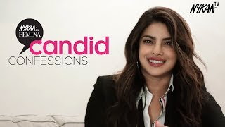 Download Candid Confessions With Actress Priyanka Chopra   Nykaa Video
