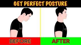 Download How to fix bad posture naturally with no equipment! - Get the perfect posture Video