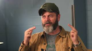 Download A Chat with Nick Offerman Video