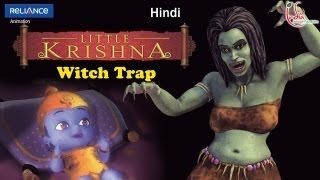 Download Little Krishna Hindi - Episode 13 Putana Video