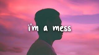 Download bebe rexha - i'm a mess // lyrics Video