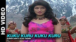 Download Kuku Kuru Kuku Kuru - Jaan   Kumar Sanu & Alka Yagnik   Ajay Devgn, Amrish Puri & Twinkle Khanna Video