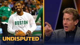 Download Kyrie Irving called Boston a 'real sports city' - Skip Bayless and Shannon Sharpe react | UNDISPUTED Video