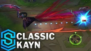 Download Classic Kayn, the Shadow Reaper - Ability Preview - League of Legends Video