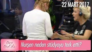 Download Nurşen neden stüdyoyu terk etti? - Esra Erol'da 22 Mart 2017 - 363. Bölüm - atv Video