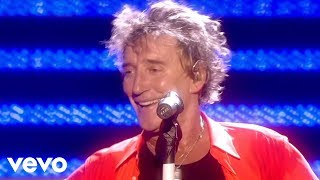 Download Rod Stewart - Rhythm of My Heart (from One Night Only!) Video