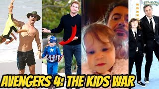 Download Avengers Kids Funniest Reaction On Their Parents Being Superheroes | Try Not To Laugh 2018 Video