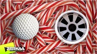 Download CANDY CANE MINIGOLF! (Golf It) Video