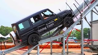 Download What can G-class - Mercedes Driving Events and Iron Schöckl Video