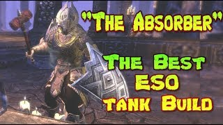 Download The Best Tank Build In ESO - ″The Absorber″ Video