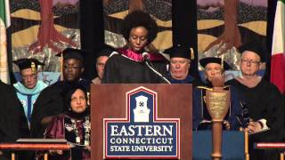 Download Chimamanda Adiche Commencement Address at Eastern Connecticut State University May 12, 2015 Video