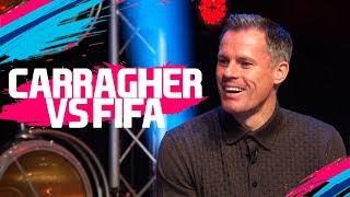 Download Is Virgil van Dijk the world's BEST centre back?   CARRAGHER VS FIFA 19 Video