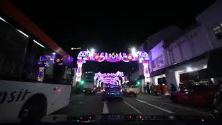 Download Deepavali decorations for this year's Let's Light up Little India event Video