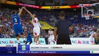 Download EuroBasket 2015 | Spagna 98-105 Italia | HL | Flavio Tranquillo scatenato! Video