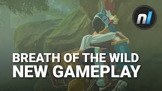 Download The Rito are BACK! | New Zelda: Breath of the Wild for Switch & Wii U Gameplay Footage Video