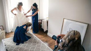 Download Wedding Photography Behind the Scenes with the Sony A7III & RIII Video