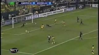 Download America vs Morelia, 4tos de final, Copa Libertadores 2002 Video