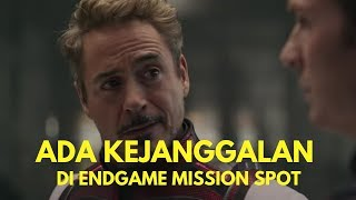 Download Avengers: Endgame Mission Spot Beri Petunjuk Rahasia? Simak Videonya! Video