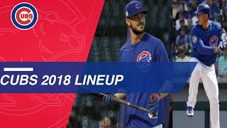 Download Take a look at the projected Cubs 2018 lineup Video