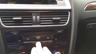 Download 2014 Audi A4 MMI Overview Video