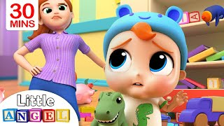 Download Oopsies, I made a mess | Little Angel Kids Songs & Nursery Rhymes Video