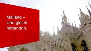 Download Mailand - Und gleich mittendrin. Video
