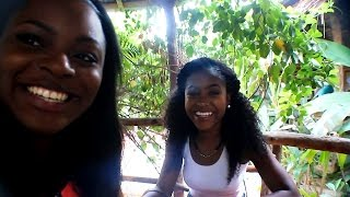 Download LifeAsTatiana Vlog #42 | Lunch With Petite @ Scotchies, Carib Theater, Biggest Fear (JAMAICA VLOG) Video