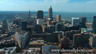 Download Aerial Video of Cleveland Ohio by Above All Photography Video