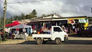 Download Market Tour | Vava'u Island Tonga South Pacific Video