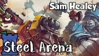 Download Steel Arena: Friday Night Robot Fight - Review with Sam Healey Video