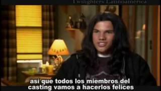 Download Taylor Lautner como Jacob Black - Subtitulos en Español Video